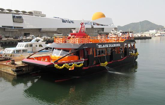 高島海上交通