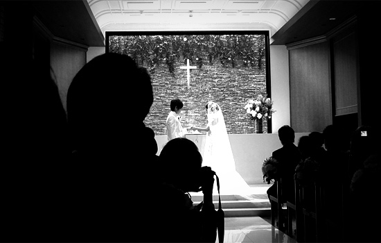 サッシーの結婚式